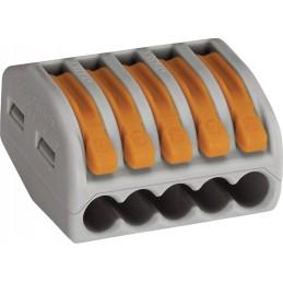 Szybkozłączka WAGO 222-415 na przewód 5x0,08-4mm