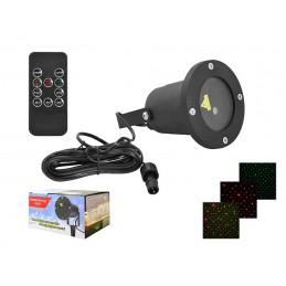Projektor laserowy LED z programatorem czasowym / LxAS218