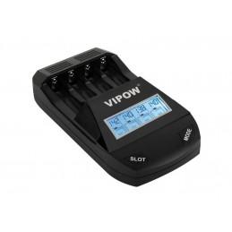 Ładowarka R3,R6 automatyczna Smart Charge 4 kanały / BAT2010