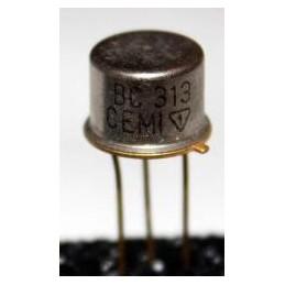 Tranzystor BC313 pnp 40V 0,6A 0,8W T039