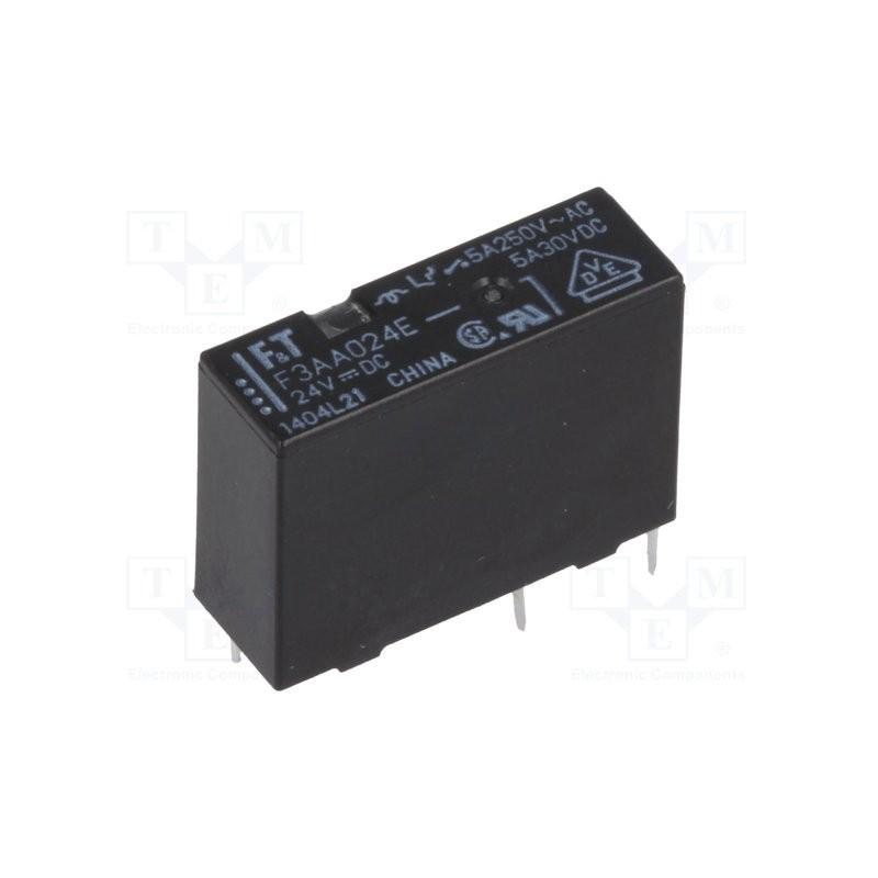 Przekażnik FTR-F3AA024E-HA 24VDC 5A