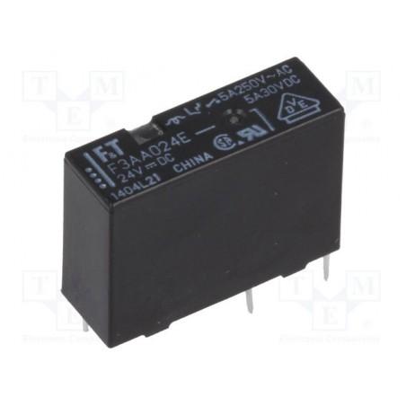 Przekażnik FTR-F3AA024E-HA 24VDC 5A 1-zwierny