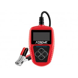 Tester akumulatora cyfrowy 12V/2-30Ah BA102