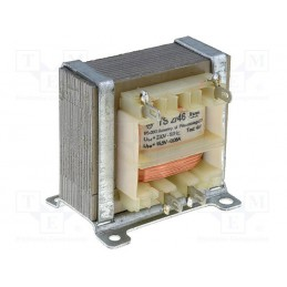 TS2/46 15,5V/0,08A transformator sieciowy