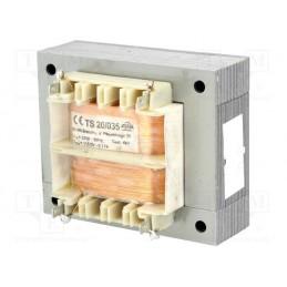 TS20/035 110V/0,18A transformator sieciowy