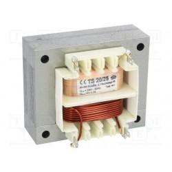 TS20/25 6V 3,3 A transformator sieciowy