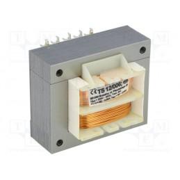 TS12/006 2x9V 2x0.65A transformator sieciowy