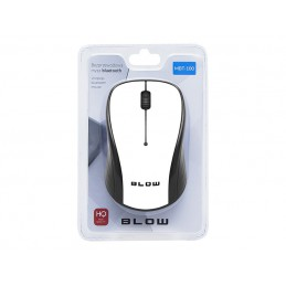 Mysz BLUETOOTH BLOW MBT-100 biała / 84-022