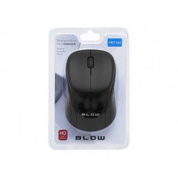 Mysz BLUETOOTH BLOW MBT-100 czarna / 84-020