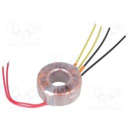 TST35/007 2x17V 2x1,02A transformator toroidalny