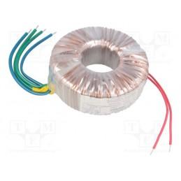 TST300/002 2x12V 2x12,5A transformator toroidalny