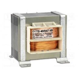 TS40/047 2x24V 2x0,85A transformator sieciowy