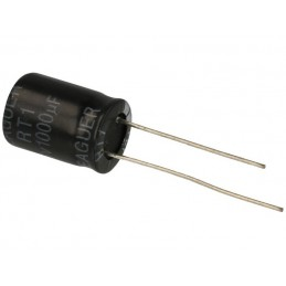 Kondensator 1000uF/16V elektrolit 105st.c / 1000/16