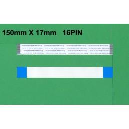 Taśma połączeniowa 16pin 150mm/17mm np.do KSS213
