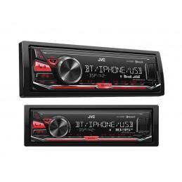 Radio samochodowe JVC KD-X342BT 4x50W USB/AUX/RCA/Bluetooth