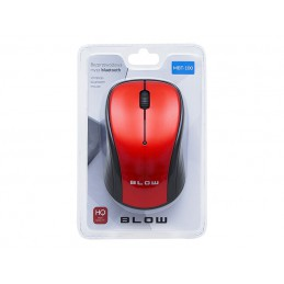Mysz BLUETOOTH BLOW MBT-100 czerwona / 84-023