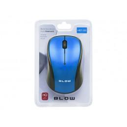 Mysz BLUETOOTH BLOW MBT-100 niebieska / 84-021