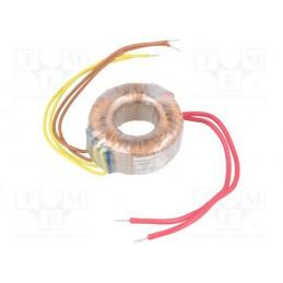TST10/010 2x12V 2x0,42A transformator toroidalny