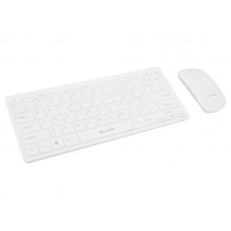 Klawiatura komputerowa + mysz bezprzewodowa 2,4GHz BLOW KM-2 / 85-466
