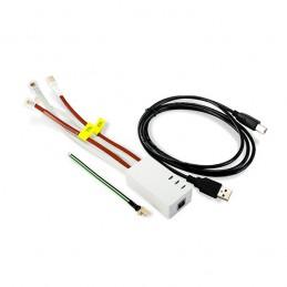 Złącze do programowania centrali SATEL USB-RS
