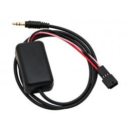 Złącze AUX do BMW (3-pin) - wtyk jack 3,5mm / AUX-BMW.02-JACK