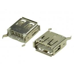 Gniazdo USB A proste do druku