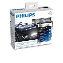 Światła do jazdy dziennej DRL Philips DayLight9 12V 2x3,5W / 12831WLEDX1