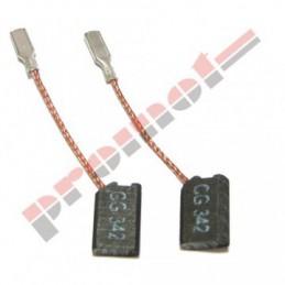 Szczotki Festool 487742 5x8,5x12,5mm (kpl 2szt) / E 17.1 B