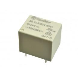 Przekażnik F36.11.9.024.4011 24V 10A 1-przełączny