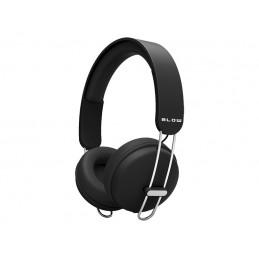 Słuchawki BLOW MDX200 nauszne czarne / 32-794