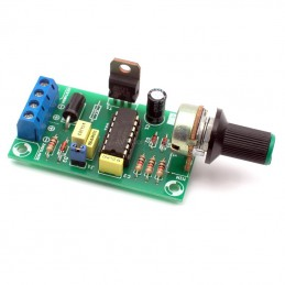AVT735B Regulator impulsu DC - KIT