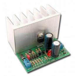 AVT2309B Ładowarka akumulatorów żelowych - zasilacz buforowy - KIT