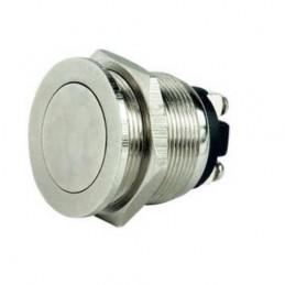 Przełącznik przycisk PS28F OFF(ON) kwasówka płaski chwilowy 2A 250V