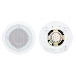 Głośnik sufitowy 165mm 6 ohm / 30W biały / 30-706