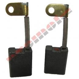 Szczotki Wacker 6x16x20mm (kpl 2szt) / E 8.28 B