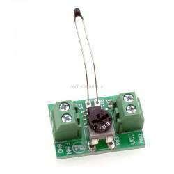 AVT1564B Sterownik-termostat do wentylatora 12V - KIT