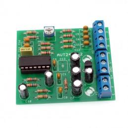 AVT2449B Elektroniczny filtr do subwoofera - KIT