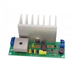 AVT2715B Ładowarka akumulatorów ołowiowych 10-200Ah - KIT