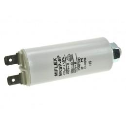 Kondensator rozruchowy 2uF/450V AGD z konektorami