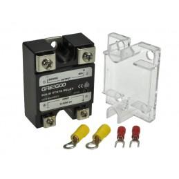 Przekażnik półprzewodnikowy GDH40240DD3 40A 3-32VDC 5-240VDC