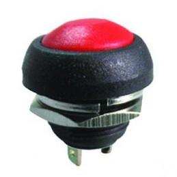 Przełącznik przycisk PBS33R OFF(ON) czerwony 1A/250V