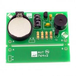 AVT764B Czujnik wilgoci, uniwersalny sygnalizator - KIT