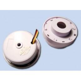 Buzzer 3D3240L 1-24V 35mA 100dB pulsujący-ciągły 3-przewodowy