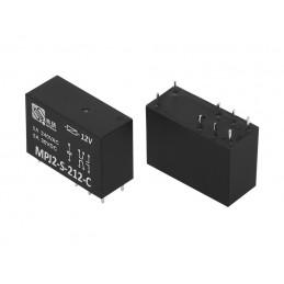 Przekażnik MPJS212C 12V 5A (S142C12V) (G2RL) 2-przełaczny