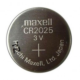 Bateria CR2025 MAXELL