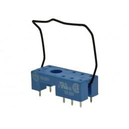 Gniazdo przekaźnika F95.15.2 do druku Finder Relpol RM84 RM85 40.61 RM94 40.52 HF115