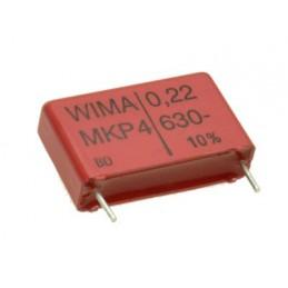 Kondensator 220nF/630V MKP 22,5mm