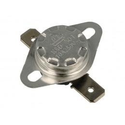 Wyłącznik termiczny bimetal KSD 10A/250V 80*C normalnie zamknięty