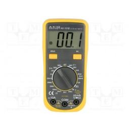 Miernik AX101B AXIOMET (napięcia i porądy AC/DC,rezyst. buzzer) / AX-101B