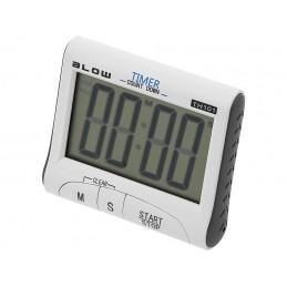 Zegar wielofunkcyjny (czas, data, budzilk, temperatura, dzien tygodnia) / URZ3219